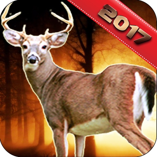 2K17 Deer Hunter Simulator Elite Challenge iOS App