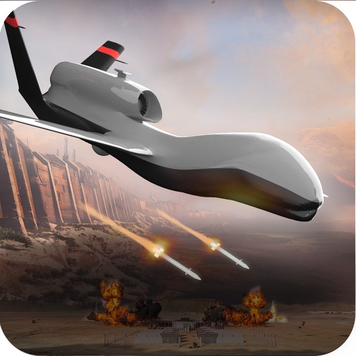 Drone Strike Combat - Rouge Warfare Action Game 3D