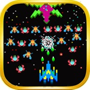 Galaxian 1979 Classic HD Hack Gems  (Android/iOS) proof