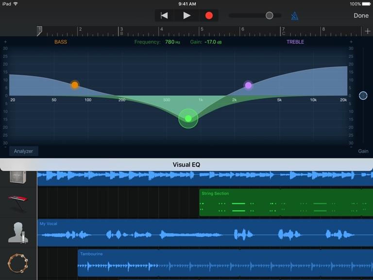 iPad Näyttökuva 5