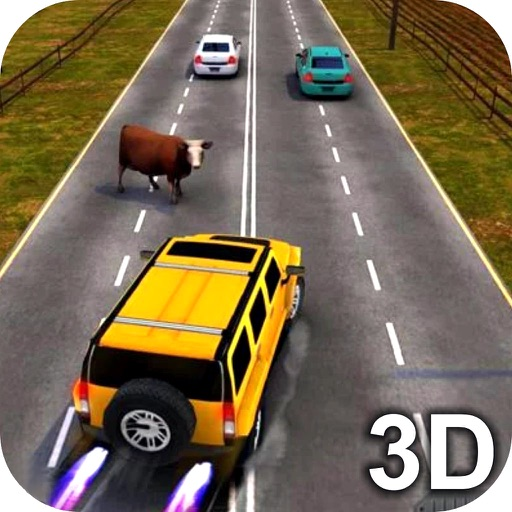 Ultimate 3D Traffic Car Racer