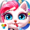 Chic Kitty's Makeup Time——Cat Fashion Studios