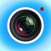 微調相機 : 專業手動與鏡像攝影加照片編輯器