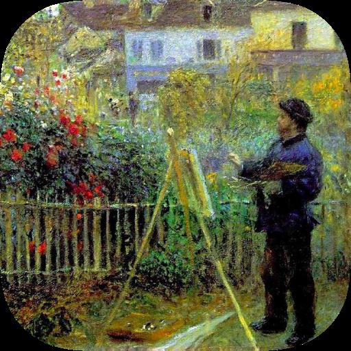 现代绘画:19至20世纪的中西方绘画
