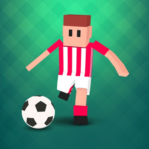 Tiny Striker: World Football app for ipad