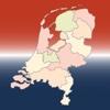 Provincies van Nederland (stickers) atlantic provinces climate