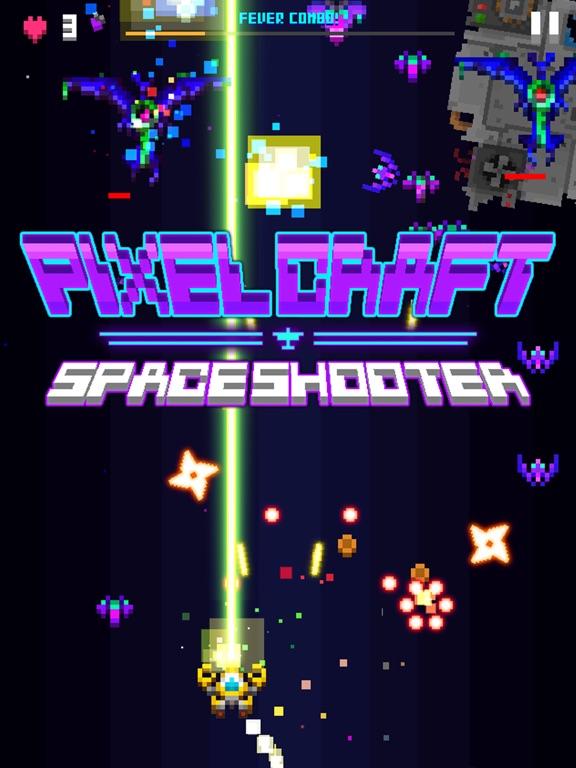 Pixel Craft - Space Shooter на iPad