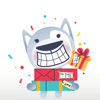 download Wolfy The Dog - Sticker Pack