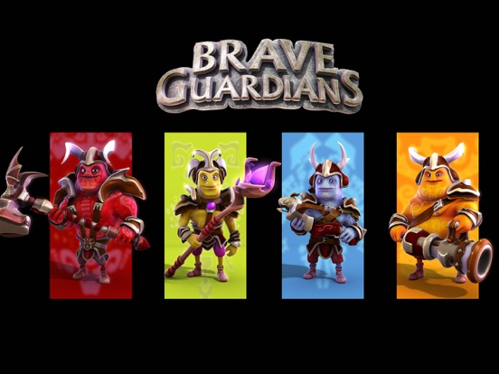 Screenshot #1 for Brave Guardians TD