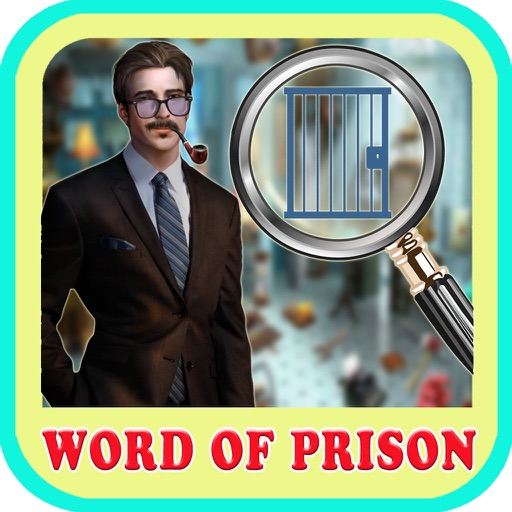 Free Hidden Objects : Word Of Prison Hidden Object iOS App