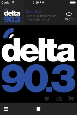 Delta 90.3 screenshot 1