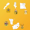 download Africa Country's State Maps, Flags, Info