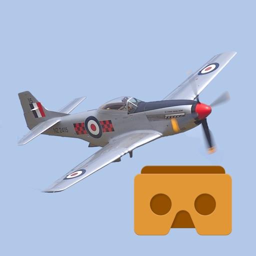 VR Flight Simulator for Google Cardboard images