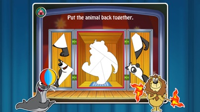 Animal Preschool! Cir... screenshot1