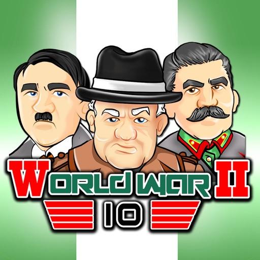 World War II io