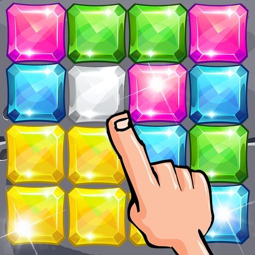 Diamond Crush Blast - Lost Treasure Quest iOS App