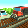 Train mania: Railroad crossing