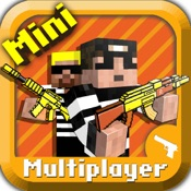 Cops N Robbers FPS   Block Survival Multiplayer Hack Deutsch Gems and Coins (Android/iOS) proof