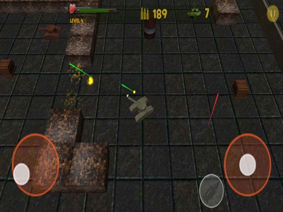 Tank War II-ipad-1