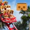 VR Roller Coaster World - Virtual Reality logo