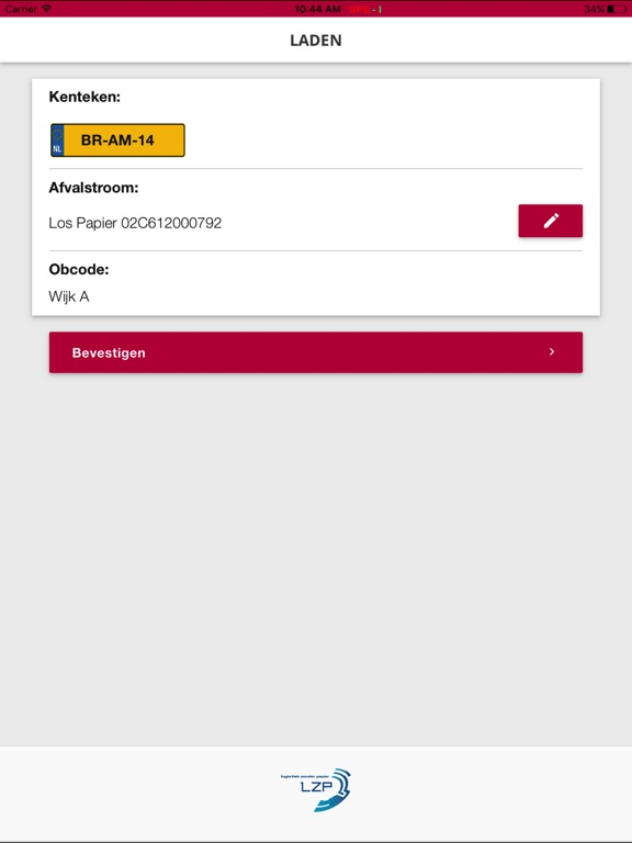 Screenshot #4 for SWF - Logistiek Zonder Papier