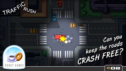 Screenshots of Traffic Rush for iPhone