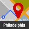 Philadelphia Offline Map and Travel Trip Guide
