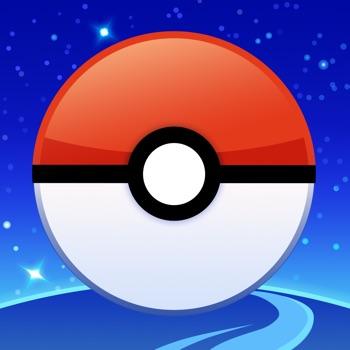 Pokémon GO app for iphone
