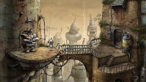 Screenshot #12 for Machinarium