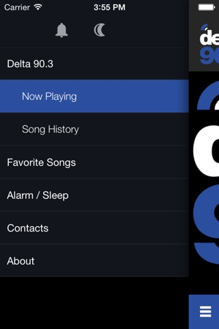 Delta 90.3 screenshot 2