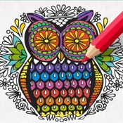 Recolor Coloring Book Pigment For Adults