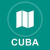Kuba : Offline-GPS-Navigation