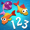 Counting 123 - Learn to count challenge for kids