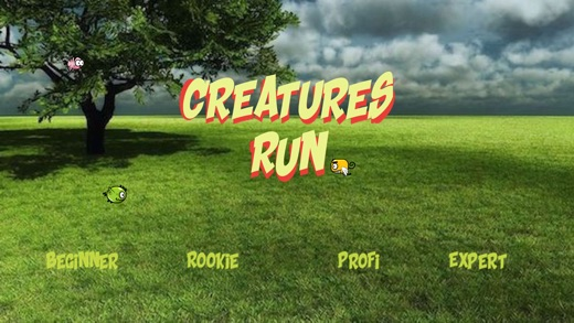 Creatures RUN Screenshot