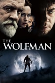 Joe Johnston - The Wolfman (2010)  artwork