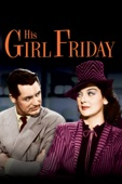 Howard Hawks - His Girl Friday  artwork