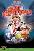 The Muppets - The Great Muppet Caper  artwork