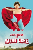 Jared Hess - Nacho Libre  artwork