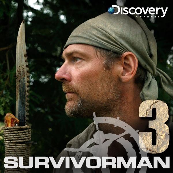Watch Survivorman Season 3 Episode 5: Australian Outback