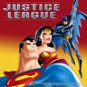 Justice League, Season 1 - Justice League Cover Art