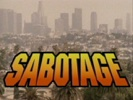 Beastie Boys - Sabotage  artwork
