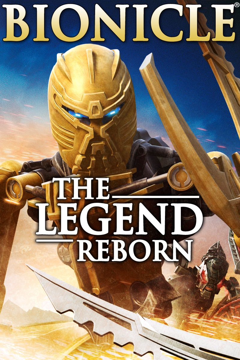 Bionicle: The Legend Reborn on iTunes
