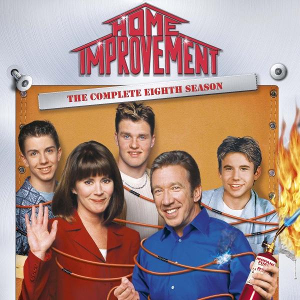 Home Improvement S08E21 A Hardware Habit To Break - YouTube