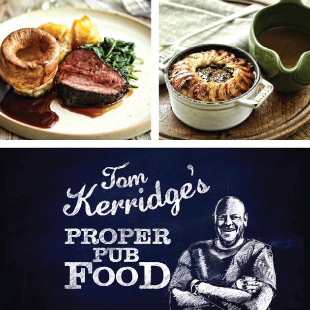 Tom kerridges proper pub food series 1 on itunes forumfinder Choice Image