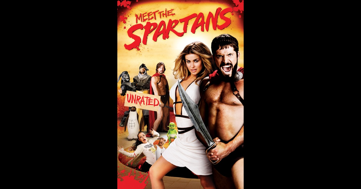 meet the spartans unrated download music