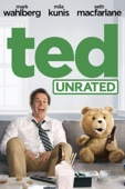 Ted (Unrated) - Seth MacFarlane Cover Art