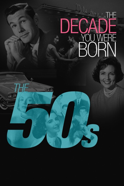 spanning two decades the 50s to