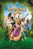 Nathan Greno & Byron Howard - Tangled  artwork