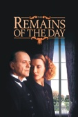 James Ivory - The Remains of the Day  artwork