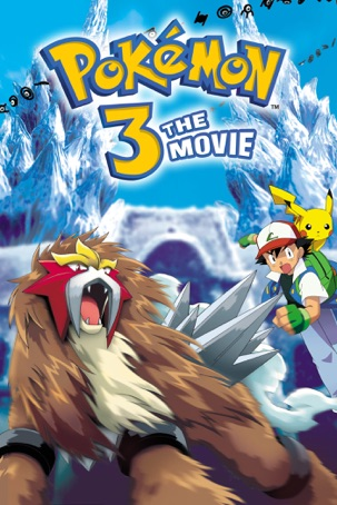 Pokémon 3: The Movie (Dubbed)